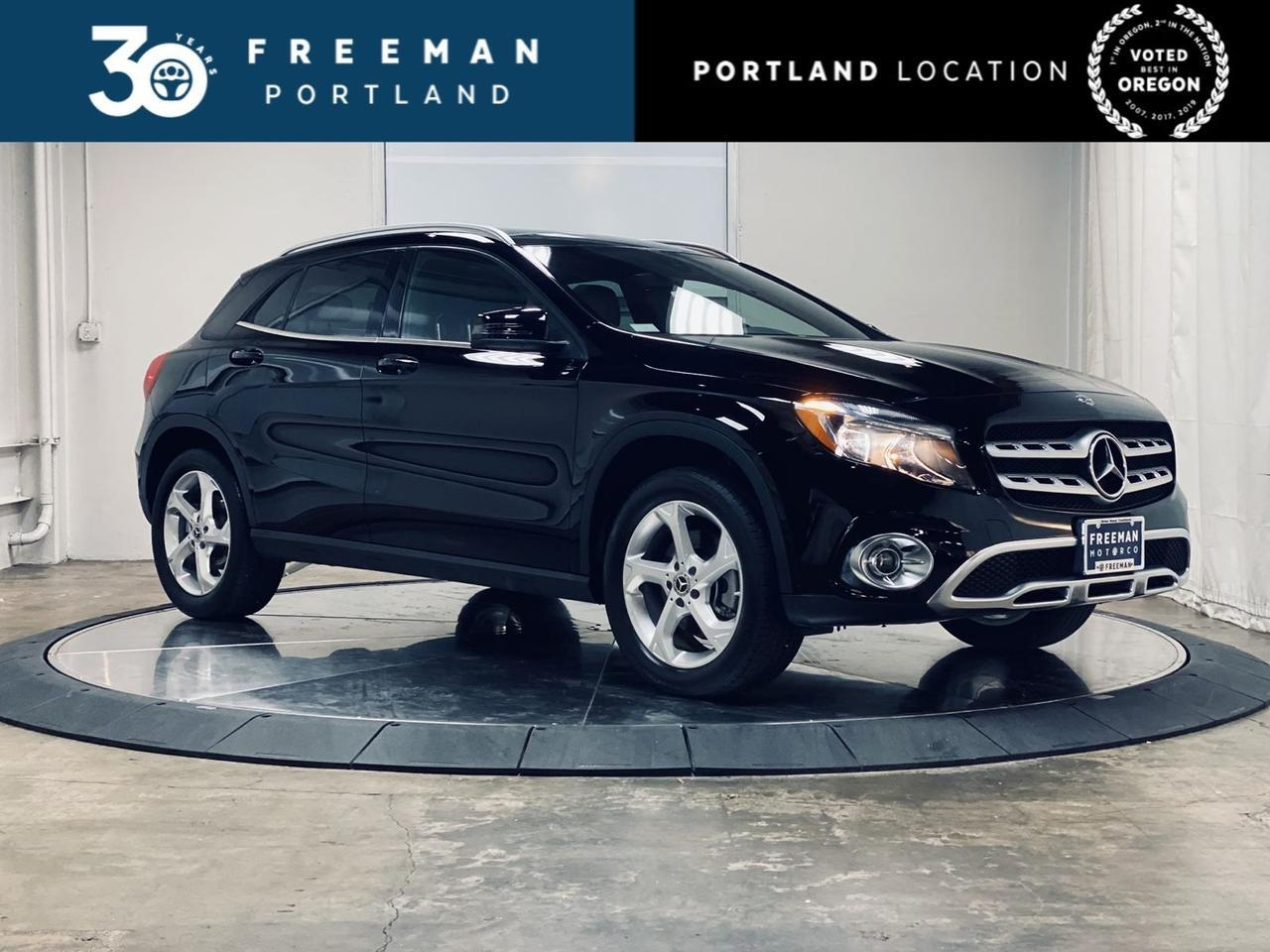 2018 Mercedes-Benz GLA 250 Pano Roof Back Up Cam Apple CarPlay Portland OR