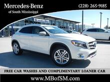 2018_Mercedes-Benz_GLA_250 SUV_ South Mississippi MS