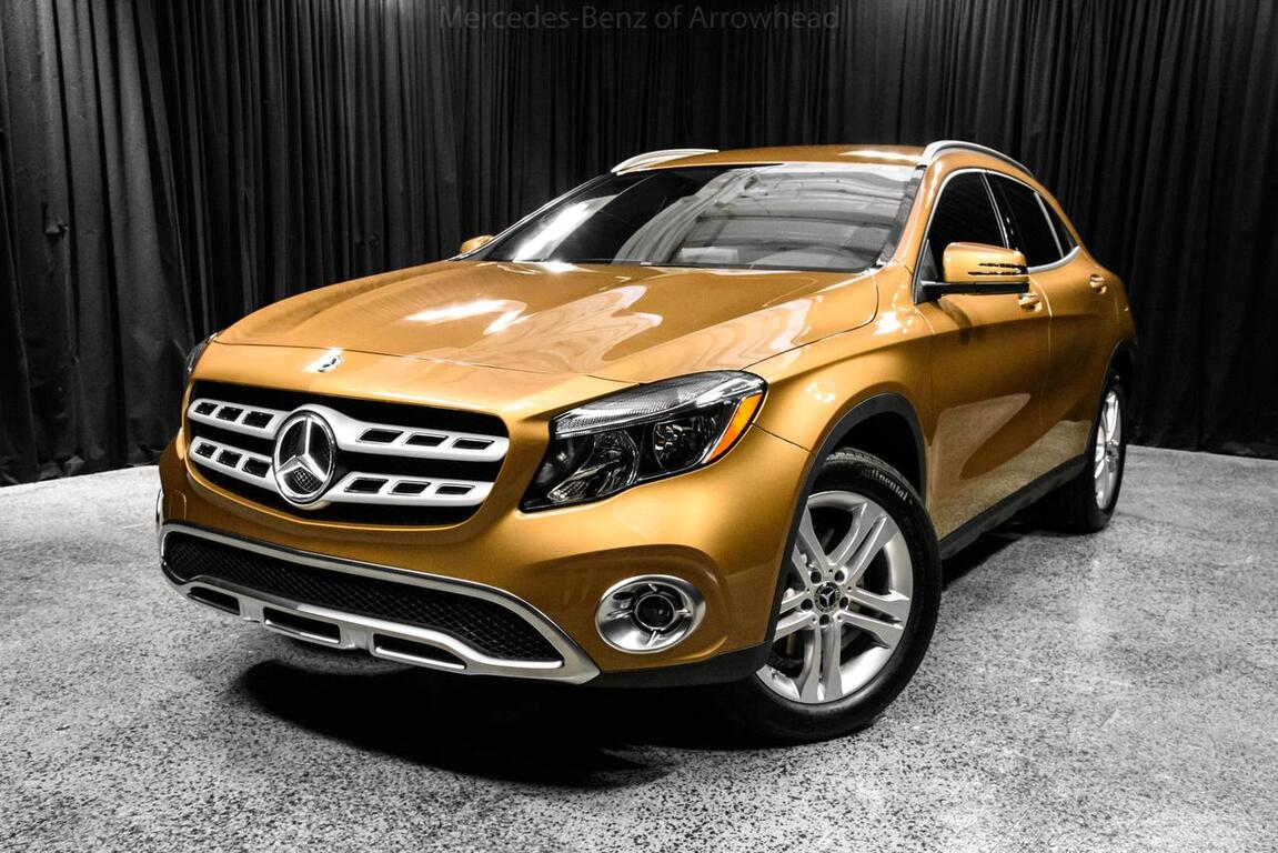 2018 mercedes benz gla 250 suv peoria az 20681548. Black Bedroom Furniture Sets. Home Design Ideas