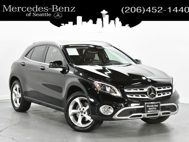 2018 Mercedes-Benz GLA 250 SUV Seattle WA
