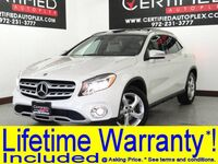 Mercedes-Benz GLA 4MATIC NAVIGATION PANORAMIC ROOF REAR CAMERA ATTENTION ASSIST ACTIVE BRAKE 2018