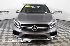 2018_Mercedes-Benz_GLA_AMG® 45 SUV_ Chicago IL