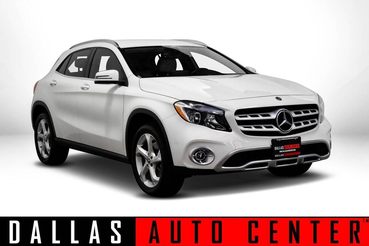 2018 Mercedes-Benz GLA-Class GLA250 Carrollton TX