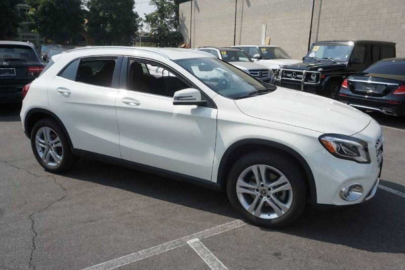 2018 Mercedes-Benz GLA GLA 250 (11/17) LED HEADLIGHTS / KEYLESS-GO/BLIND SPOT/18' Monterey Park CA