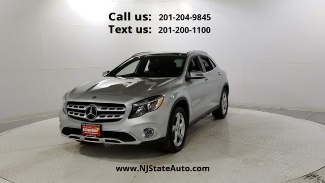2018 Mercedes-Benz GLA GLA 250 4MATIC SUV Jersey City NJ