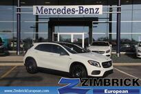 Mercedes-Benz GLA GLA 250 4MATIC® SUV 2018
