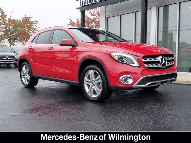 2018 Mercedes-Benz GLA GLA 250 4MATIC® SUV Wilmington DE