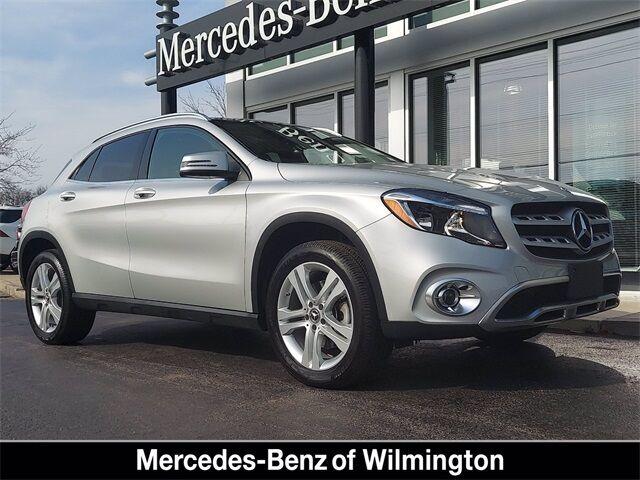2018 Mercedes-Benz GLA GLA 250 4MATIC® SUV Wilmington DE