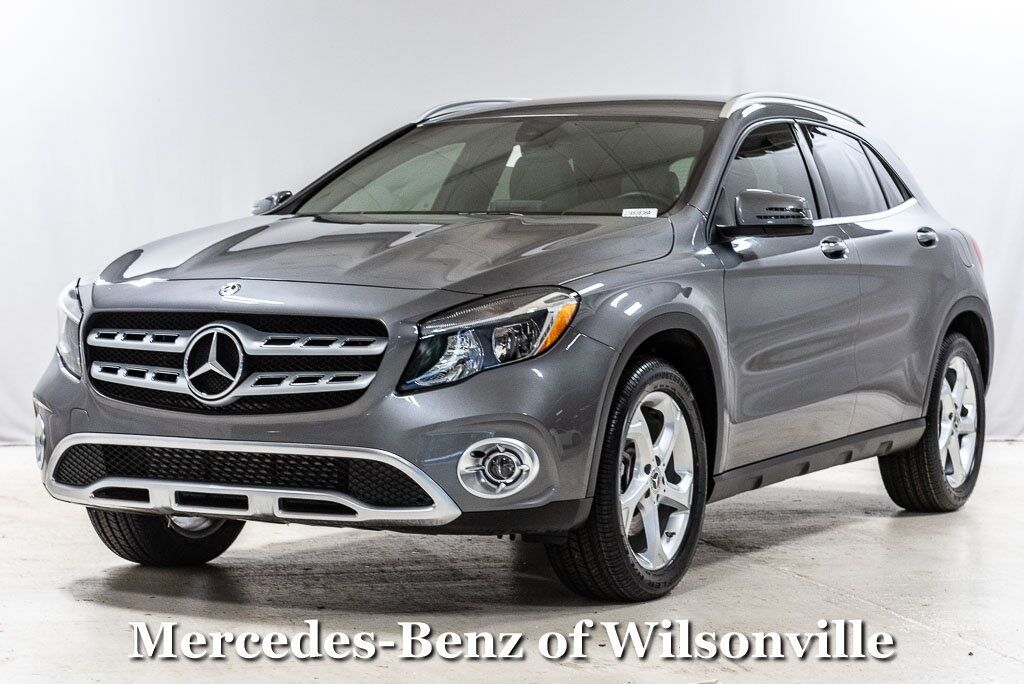 2018 Mercedes-Benz GLA GLA 250 4MATIC® SUV Wilsonville OR