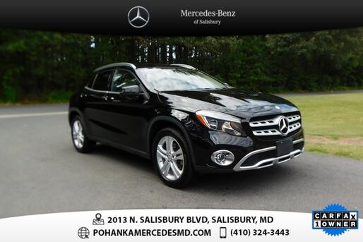 2018_Mercedes-Benz_GLA_GLA 250 4MATIC®_ Salisbury MD