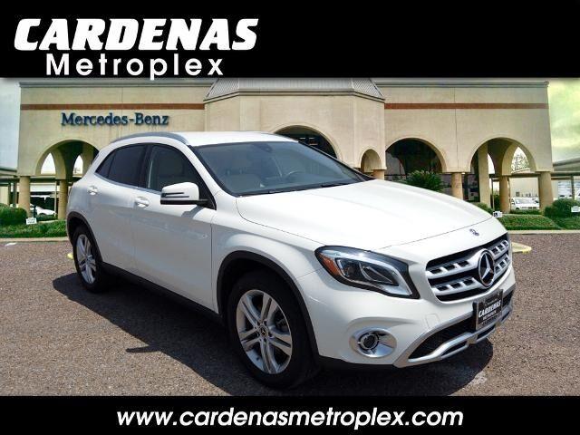 2018 Mercedes-Benz GLA GLA 250 Brownsville TX