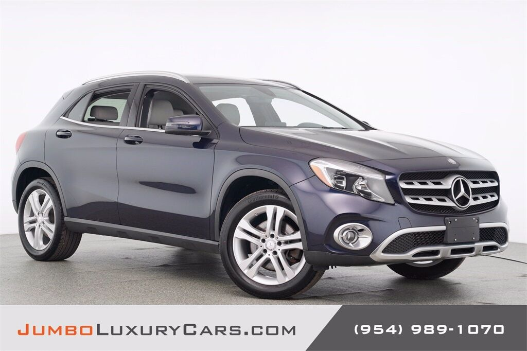 2018 Mercedes-Benz GLA GLA 250 Hollywood FL