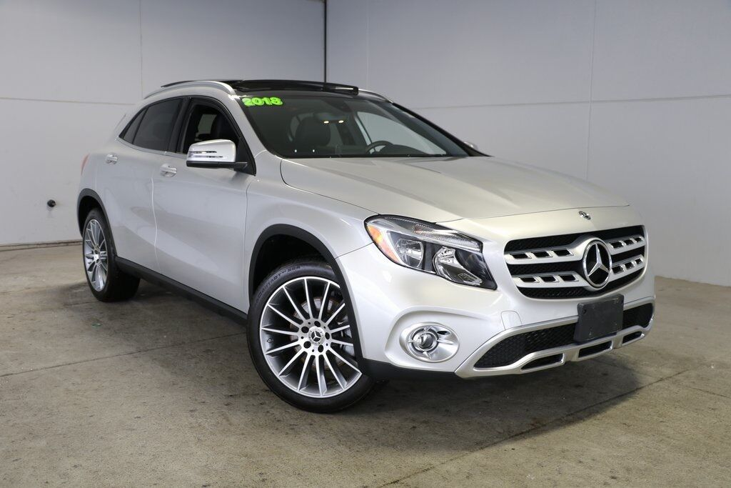 2018 Mercedes-Benz GLA GLA 250 Merriam KS