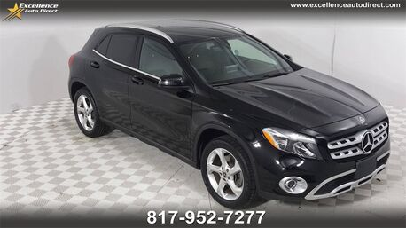 2018_Mercedes-Benz_GLA_GLA 250 PADDLE SHIFTER,BCK-CAM,CRUISE CONTROL,BLUETOOTH..._ Euless TX