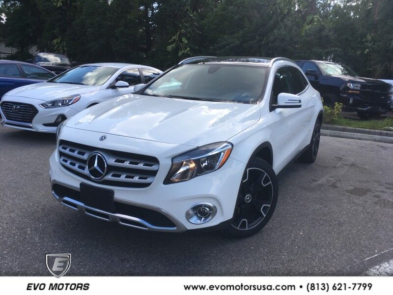 2018 Mercedes-Benz GLA GLA 250 PREM. PANORAMIC. WHEELS Seffner FL