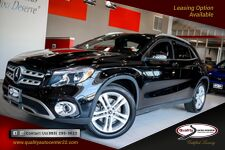 2018 Mercedes-Benz GLA GLA 250 Premium and Convenience PKG Panorama Roof Car Play