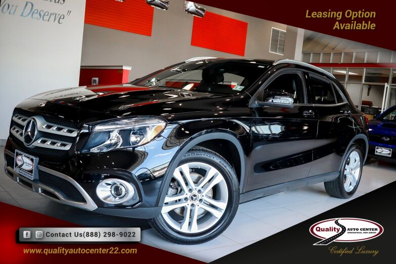 2018 Mercedes-Benz GLA GLA 250 Premium and Convenience PKG Panorama Roof Car Play Springfield NJ