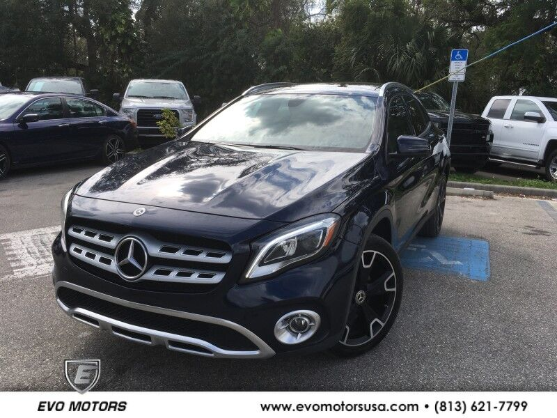 2018 Mercedes-Benz GLA GLA 250 w/ PANORAMIC ROOF Seffner FL