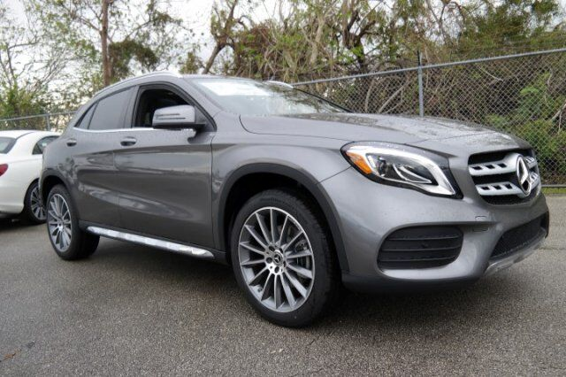 2018 mercedes benz gla gla 250 coral gables fl 20993960 for Mercedes benz coral gables fl