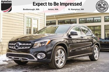 2018_Mercedes-Benz_GLA250_4Matic_ Boxborough MA