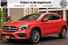 2018 Mercedes-Benz GLA250 AMG Line 4Matic