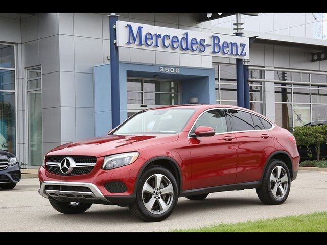 2018 Mercedes-Benz GLC 300 4MATIC® Coupe Indianapolis IN