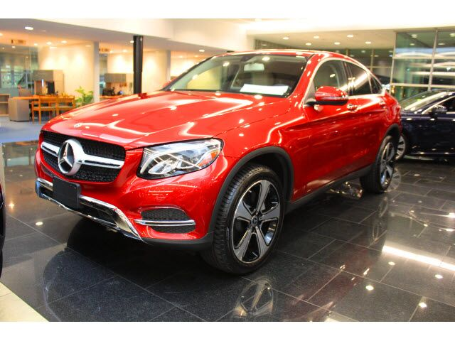2018 Mercedes-Benz GLC 300 4MATIC® Coupe Merriam KS