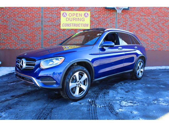 2018 mercedes benz glc 300 4matic suv merriam ks 19742779 for Aristocrat motors mercedes benz