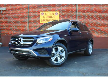 2018_Mercedes-Benz_GLC_300 4MATIC® SUV_ Merriam KS