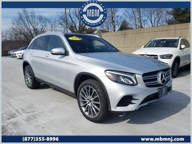 2018 Mercedes-Benz GLC 300 4MATIC® SUV Morristown NJ