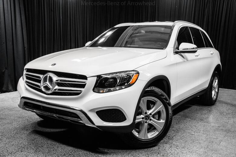 2018 Mercedes-Benz GLC 300 4MATIC® SUV Peoria AZ