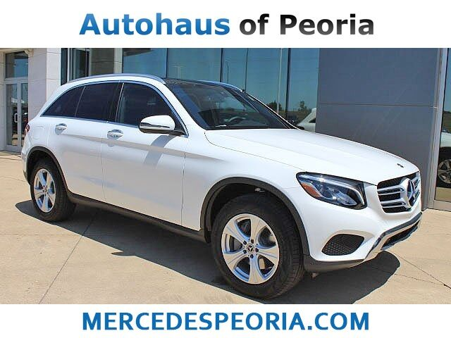 2018 Mercedes-Benz GLC 300 4MATIC® SUV Peoria IL