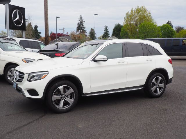 2018 Mercedes-Benz GLC 300 4MATIC® SUV Salem OR