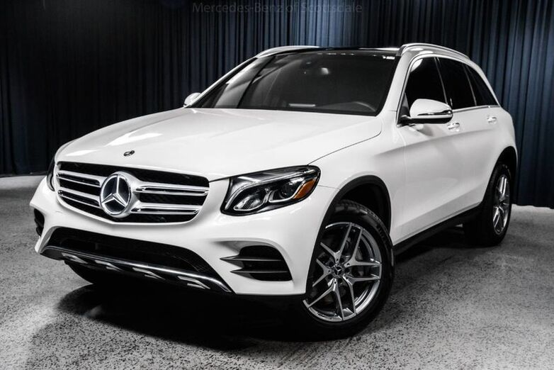 2018 Mercedes-Benz GLC 300 4MATIC® SUV Scottsdale AZ
