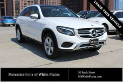 2018_Mercedes-Benz_GLC_300 4MATIC® SUV_ White Plains NY