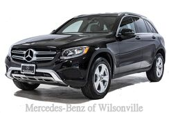 2018_Mercedes-Benz_GLC_300 4MATIC® SUV_ Portland OR