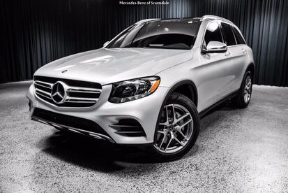 2018_Mercedes-Benz_GLC_300 4MATIC® SUV_ Peoria AZ