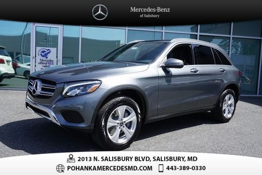 2018_Mercedes-Benz_GLC_300 4MATIC®_ Salisbury MD