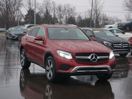 2018_Mercedes-Benz_GLC_300 4MATIC® Coupe_  Novi MI