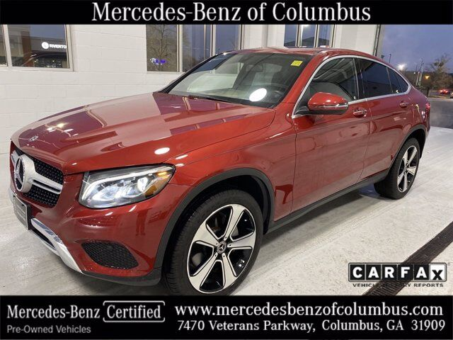 2018 Mercedes-Benz GLC 300 4MATIC® Coupe Columbus GA