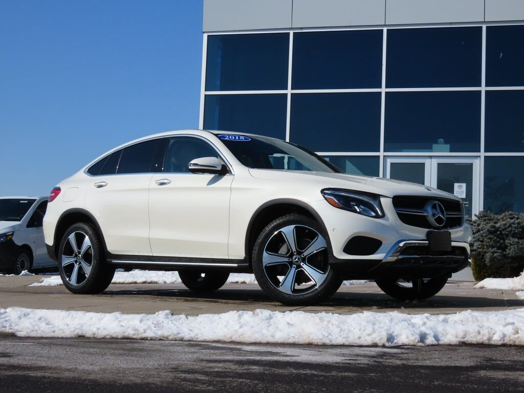 2018 Mercedes-Benz GLC 300 4MATIC® Coupe Kansas City MO