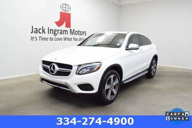 2018 Mercedes-Benz GLC 300 4MATIC® Coupe Montgomery AL