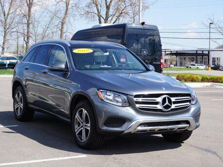 2018_Mercedes-Benz_GLC_300 4MATIC® SUV_  Novi MI