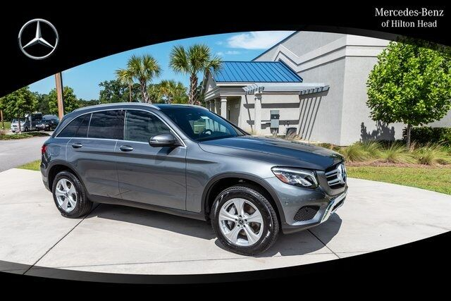 2018 Mercedes-Benz GLC 300 4MATIC® SUV Bluffton SC