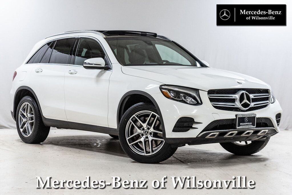 2018 Mercedes-Benz GLC 300 4MATIC® SUV Wilsonville OR