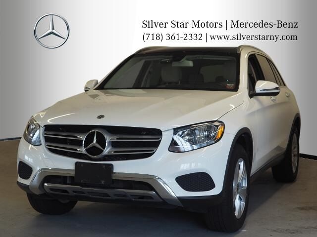 2018 Mercedes-Benz GLC 300 4MATIC® SUV Long Island City NY