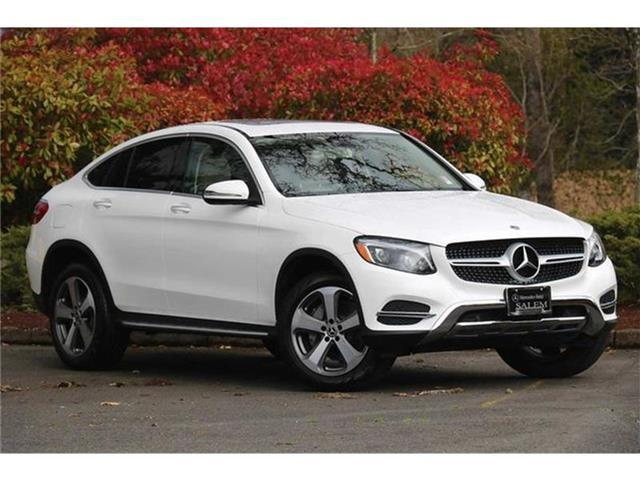 2018 Mercedes-Benz GLC 300 GLC 300 Coupe All-wheel Drive 4MATIC Salem OR