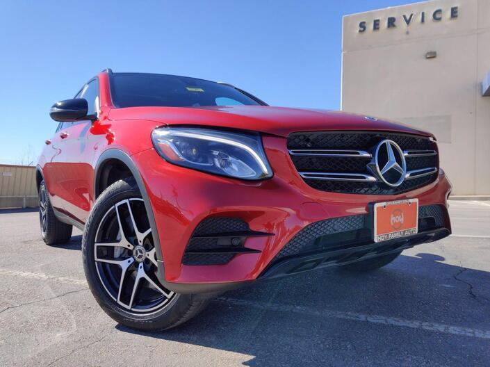 2018 Mercedes-Benz GLC 300 SUV El Paso TX