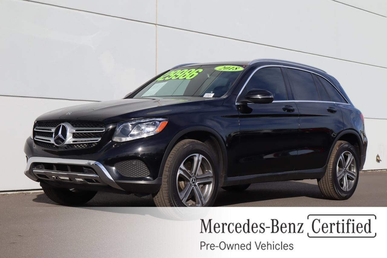 2018 Mercedes-Benz GLC 300 SUV Gilbert AZ