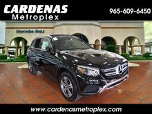 2018_Mercedes-Benz_GLC_300 SUV_ Harlingen TX